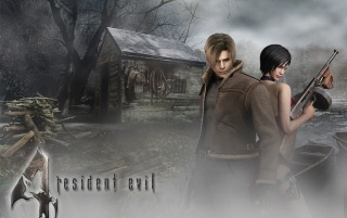 Resident Evil4 wallpapers and stock photos