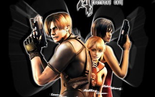 Resident Evil 4_1 wallpapers and stock photos