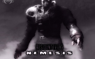 Resident Evil 3 Nemsis wallpapers and stock photos