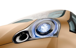 Nuvu headlights wallpapers and stock photos