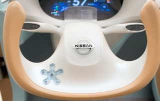 Nuvu steering wheel wallpapers and stock photos