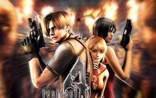 Resident Evil 4_3 wallpapers and stock photos