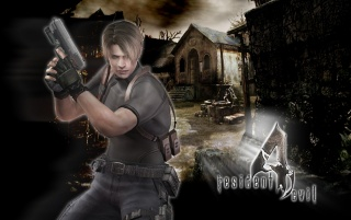 Resident Evil 4_4 wallpapers and stock photos