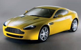 Aston V8 Vantage wallpapers and stock photos