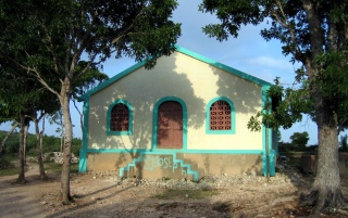 Haitian Church wallpapers and stock photos