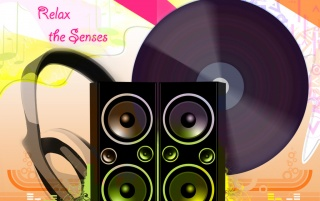 Music Relax Senses wallpapers and stock photos
