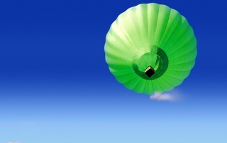 Balloon in the sky wallpapers and stock photos