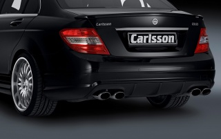 Random: Carlsson rear section