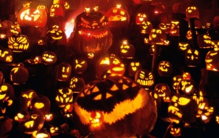 Next: Pumpkin invasion