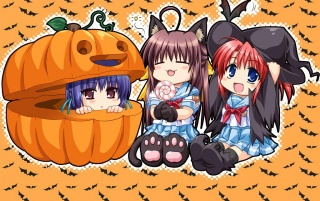 Halloween children wallpapers and stock photos