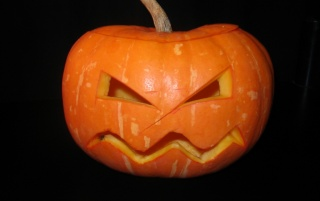 Previous: Angry pumpkin