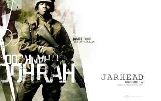 Jarhead Jamie Foxx wallpapers and stock photos