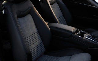 Maserati GT seats wallpapers and stock photos