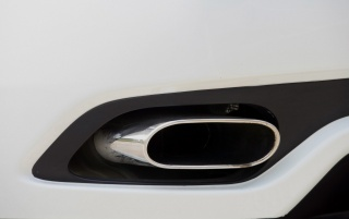 Maserati GT exhaust wallpapers and stock photos