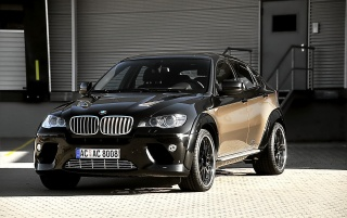 BMW X6 Falcon front wallpapers and stock photos