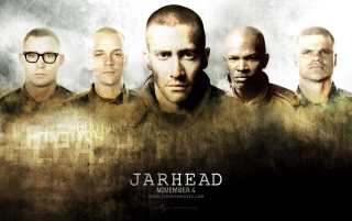Jarhead se confrunt� cu wallpapers and stock photos