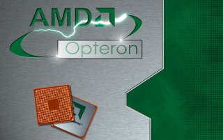 Opteron logo wallpapers and stock photos