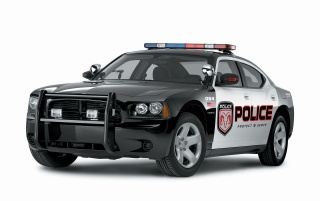 Charger Police car wallpapers and stock photos
