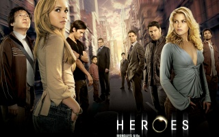 Heroes Staffel 2 wallpapers and stock photos