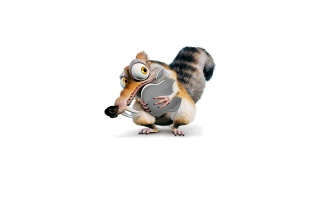 Scrat loves Mac wallpapers and stock photos