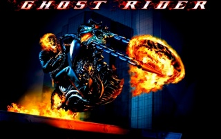 Ghostrider comic cover wallpapers and stock photos