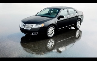 Lincoln MKZ reflection wallpapers and stock photos