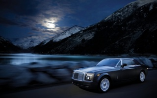 Random: Phantom Coupe night