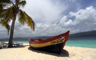 Caribbean boat wallpapers and stock photos