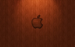 Random: Wooden Apple logo