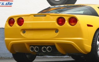 Geiger C6 rear wallpapers and stock photos