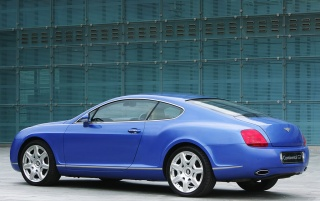 Mulliner GT hinten wallpapers and stock photos