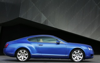 Mulliner GT side wallpapers and stock photos
