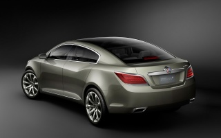 Buick Invicta rear wallpapers and stock photos