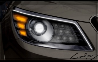 Next: Invicta headlights