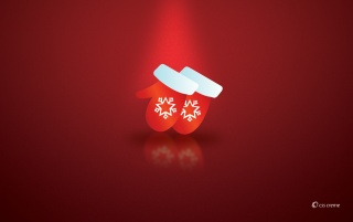 Christmas Gloves wallpapers and stock photos