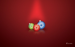 Christmas globes wallpapers and stock photos