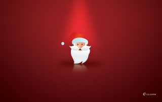 Santas Head wallpapers and stock photos