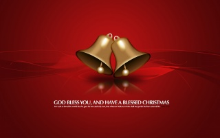 Gold bells blessing wallpapers and stock photos