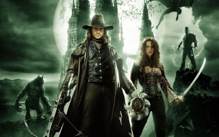 Van Helsing team wallpapers and stock photos
