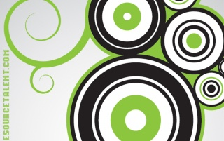 Eine Quelle Talent Green Circle wallpapers and stock photos