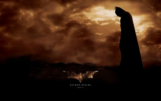 Batman in night wallpapers and stock photos