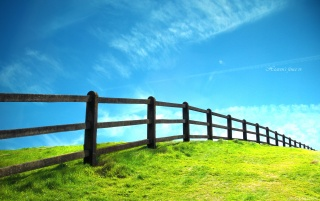 Heavens fence wallpapers and stock photos