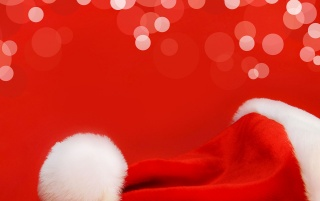 Santa Clause hat wallpapers and stock photos