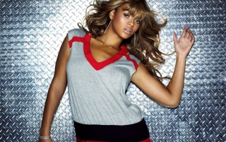 Beyonce grey blouse wallpapers and stock photos