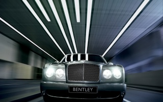 Next: Bentley front grille
