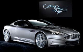Casino Royale car wallpapers and stock photos