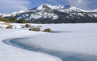 Random: Caples Lake