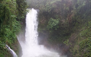 Random: Costa Rica Waterfall