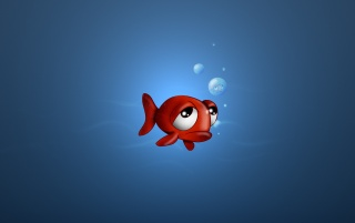 Random: Red fishy