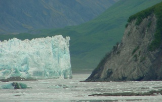 Alaska blue Iceberg wallpapers and stock photos